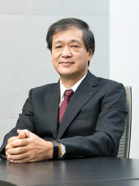 写真:アルプス システム インテグレーション株式会社 代表取締役社長 永倉仁哉