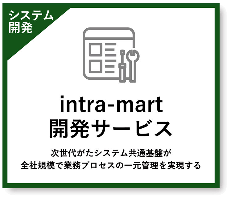 intra-mart開発